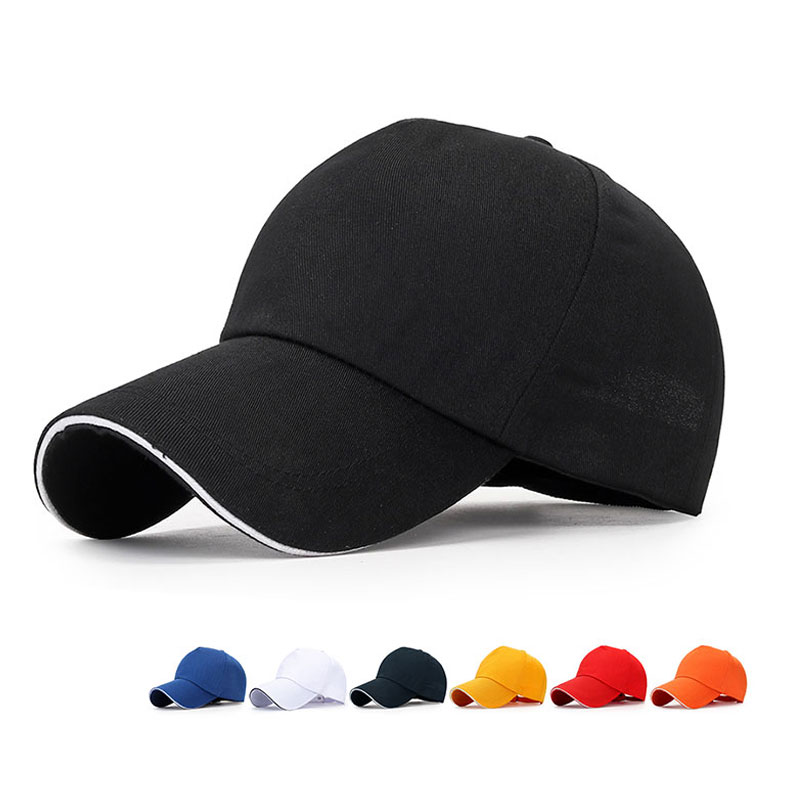 cheap polyester material baseball hat for Events, gifts, publicity, shop staff