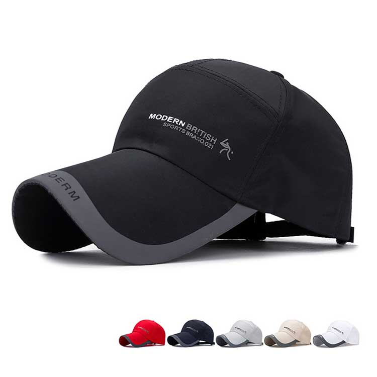 Quick-drying sports fitness breathable baseball cap
