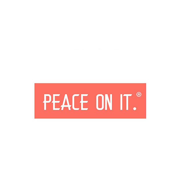 PEACE ON IT