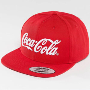Cheap price CocaCola brand baseball hat polyester material