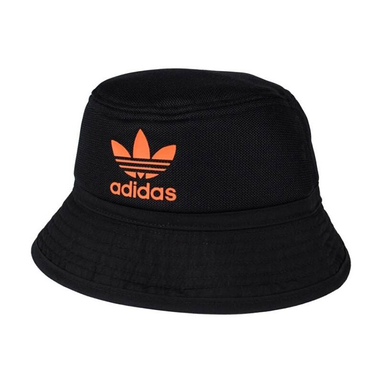 cotton cloth or polyester cloth printing logo double use bucket hat