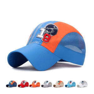 Quick-dry cloth children's sports cap golf children's baseball cap