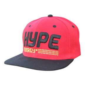 3D Embroidery cotton cloth snapback hat