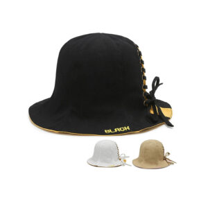 Double-sided adjustable Korean fashion bucket hat