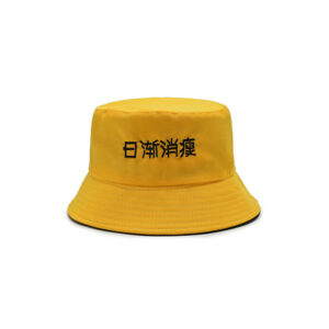 customize logo embroidery logo bucket hat