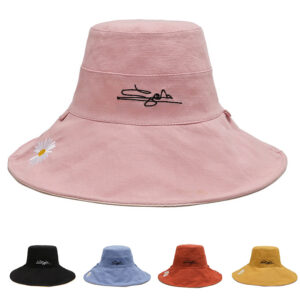Ladies simple colorful hat